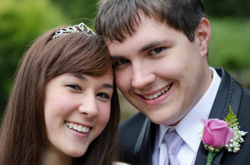 Andrea & Tristan Prom 2013- 35